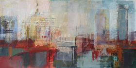 London skyline - SOLD