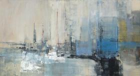 Blue skyline - NFS